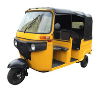 cheap price adult tricycle motorized tuk tuk china Forced air cooled trishaw three wheel car