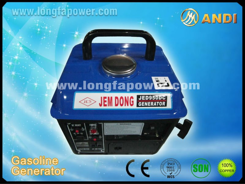 JD gasoline Generator Portable