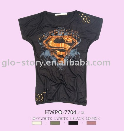 2010 LADIES TOPS (HWPO-7704)