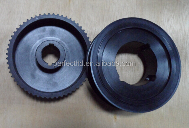 Good quality HTD timing belt pulleys with cheap price