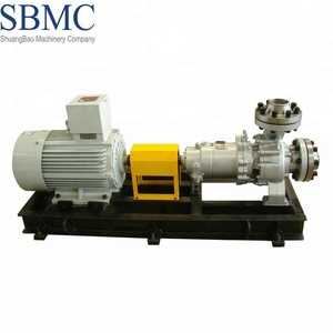 Hot Oil Circulation High Pressure High Volume Fuel Transfer Pump