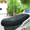 3D Waterproof Breathable Sunscreen Electric Motorcycle Parts Cool Mesh Seat Cover