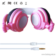 made in china 3.5mm Stereo internet cafe headphone