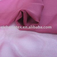 ladies' wear 100% polyester solid chiffon 30D*50D plain weave chiffon fabric wholesale