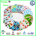 Happy flute bamboo nursing pad washable breast pads