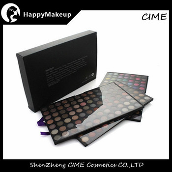New full color 252 Ultimate trade assurance makeup Eye Shadow Cosmetic Palette