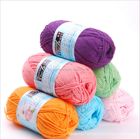 Cynthia Top Quality Organic Cotton Yarn