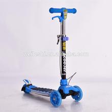 Multifunctional 3 wheel adult kick scooter for sale custom hoverboard with high quality