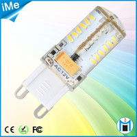 ODM and OEM services are provided AC/DC10-20V g9 led lamp