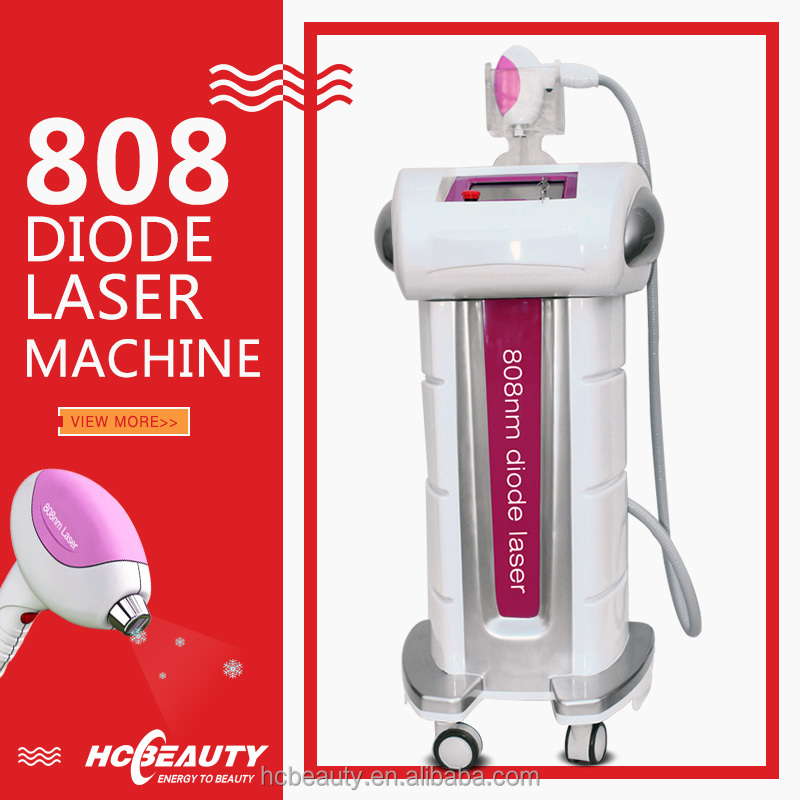 FDA approved vertical machine hair removal diode laser korea 810nm