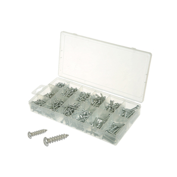TC 550pc Hardware Machine Screw Assortment