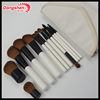 2016 New 12pcs white handle professional high quality synthetic hair Makeup brush set , Make up brushes , Cosmetic brush sets
