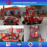 drop hammer hydraulic system piledriver pile drilling pile driver