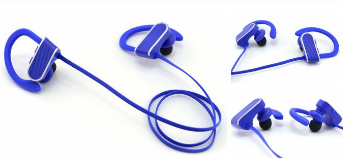 wireless long range waterproof bluetooth handsfree sport headset ru13 buy wireless bluetooth. Black Bedroom Furniture Sets. Home Design Ideas