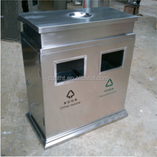 trash can manufacturers 660 liter garbage recycle bin cover