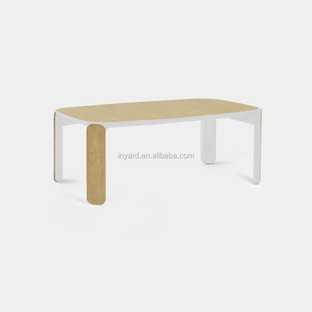 Dinning Design 120*60*42cm Long Coffee Clear Wood Tree Trunk Japanese Cork Table