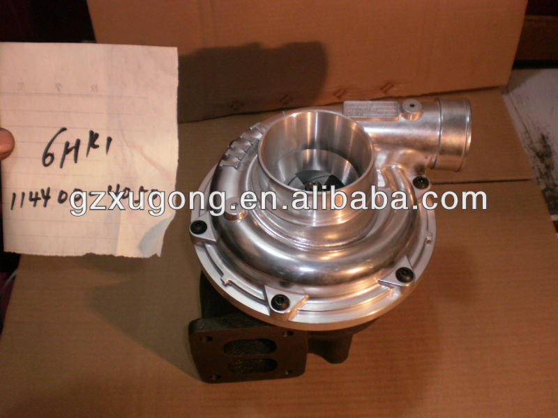 EX300 114400-4050 engine turbo ,turbo kit