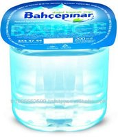 200 ml Pet Glass Bahcepinar Mineral Water
