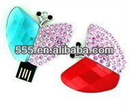 Iris flowers 1000gb usb flash drive