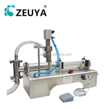 High Speed Semi-Automatic lubricant grease filling machine CE Approved G1WY
