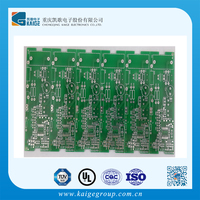 Chinese oem ps4 wired controller board with HI-Q