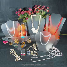 Fashionable jewellery display stand,clear lucite acrylic necklace/bracelet/ring holder jewellery display stand