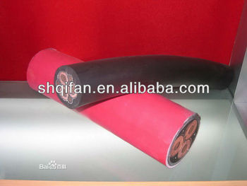rubber cable for shield machine