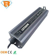 200W Dual Output 12V 15Amp to 16.6Amp Power Supply Waterproof IP67 With CE Certificate
