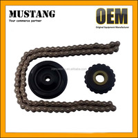 Top Quality Cheap Motorcycle Spare Parts CD70 Timing Chain