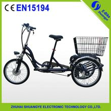 Green power China cargo tricycle for sale