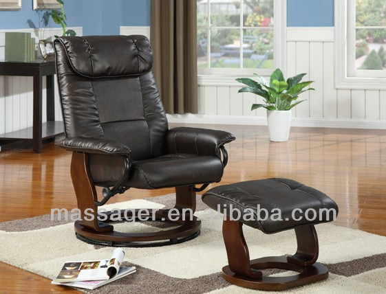 Acrofine ARL 8404 motor recliner chair reclining soft leather chair