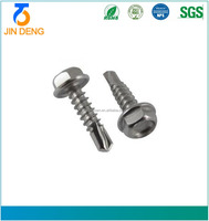 China Hardware Manufacturer Supply Drillin Screw for Self-drilling screw machine and belt buck