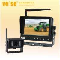 Wired Rearview Camera System for Truck