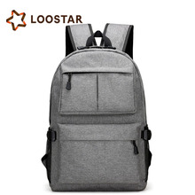 outdoor sports campus students usb charging anti theft smart laptop <strong>backpack</strong>