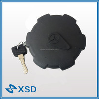 Diesel Fuel Tank Cap With Key for Mercedes Benz Actros