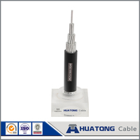 600/1000V low voltage JKLYJ single core xlpe insulated ABC cable size