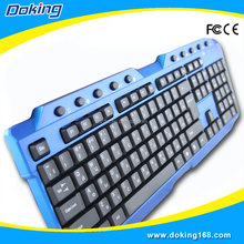 New design ultra slim portable PC keyboard