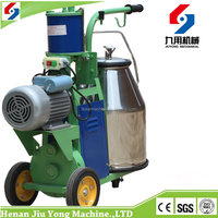 newly economic milking cow feed hammer milling machine cow milking machine