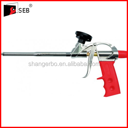 Full teflon coated PU foam gun SEB-025