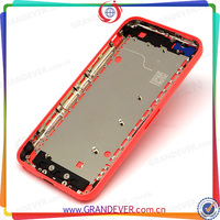 Mobile phone cover for iphone 5c housing back cover from Market