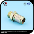 hydraulic steel hose barb fittings.