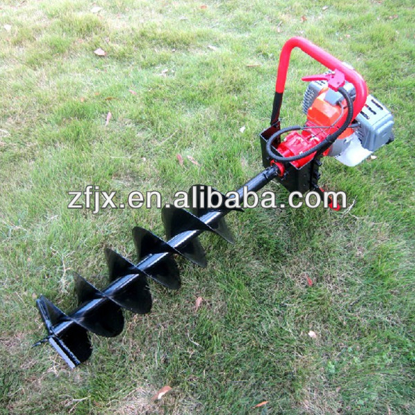 Gasoline Ground Drill / Ice Drill / Earth Auger