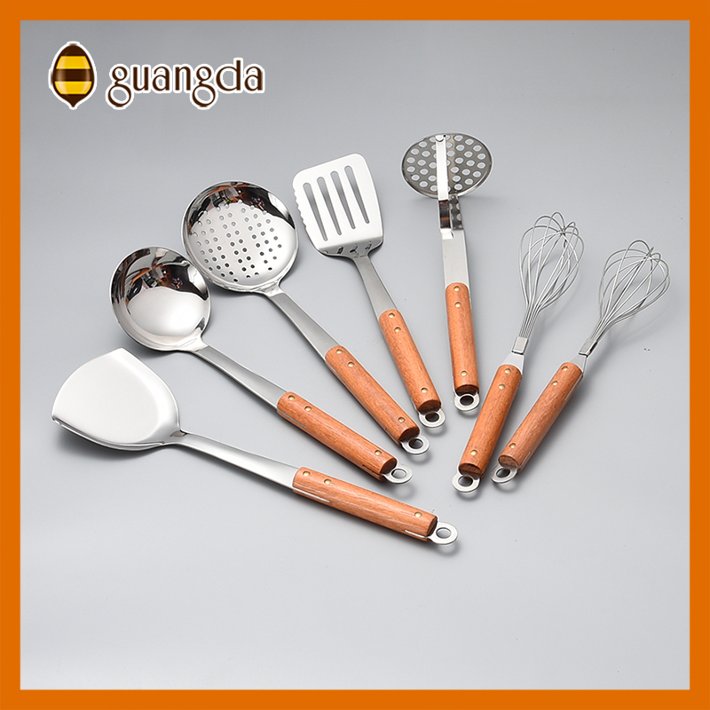 2016 Hot Sale Stainless Steel Kitchenware Import
