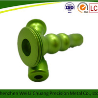 Professional CNC Aluminum Parts Brass Parts