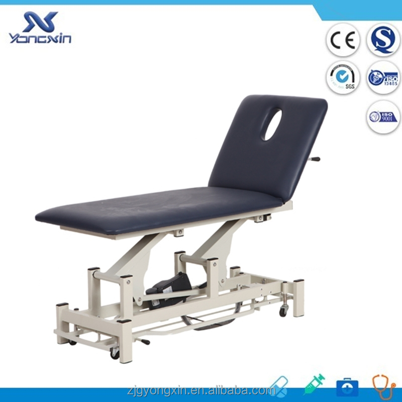 Electric massage/examination table YEL-02