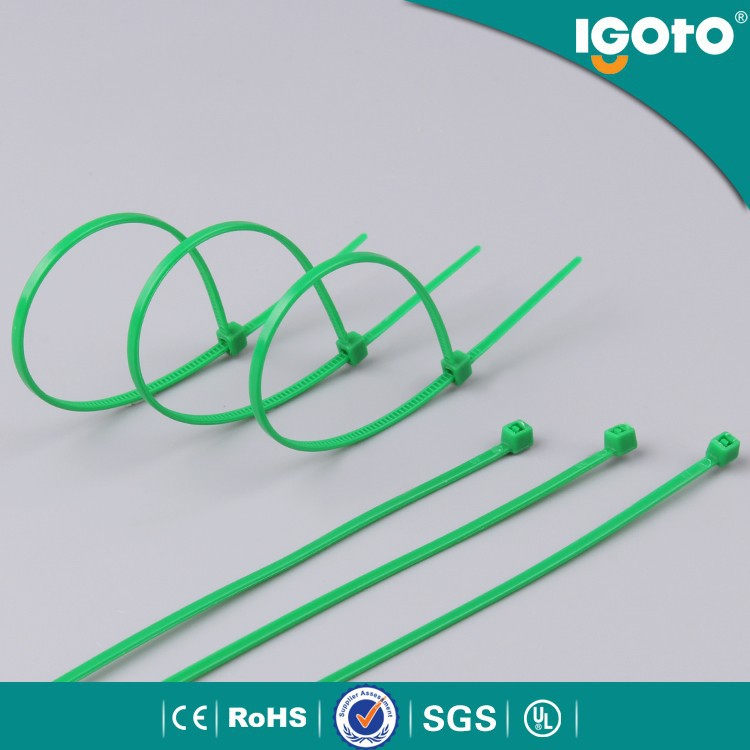 cable ties nylon/numbered cable ties/rubber cable ties