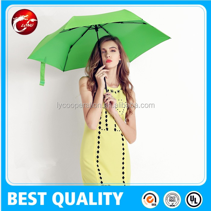 Cheap price Folding ladies parasol umbrella portable umbrella