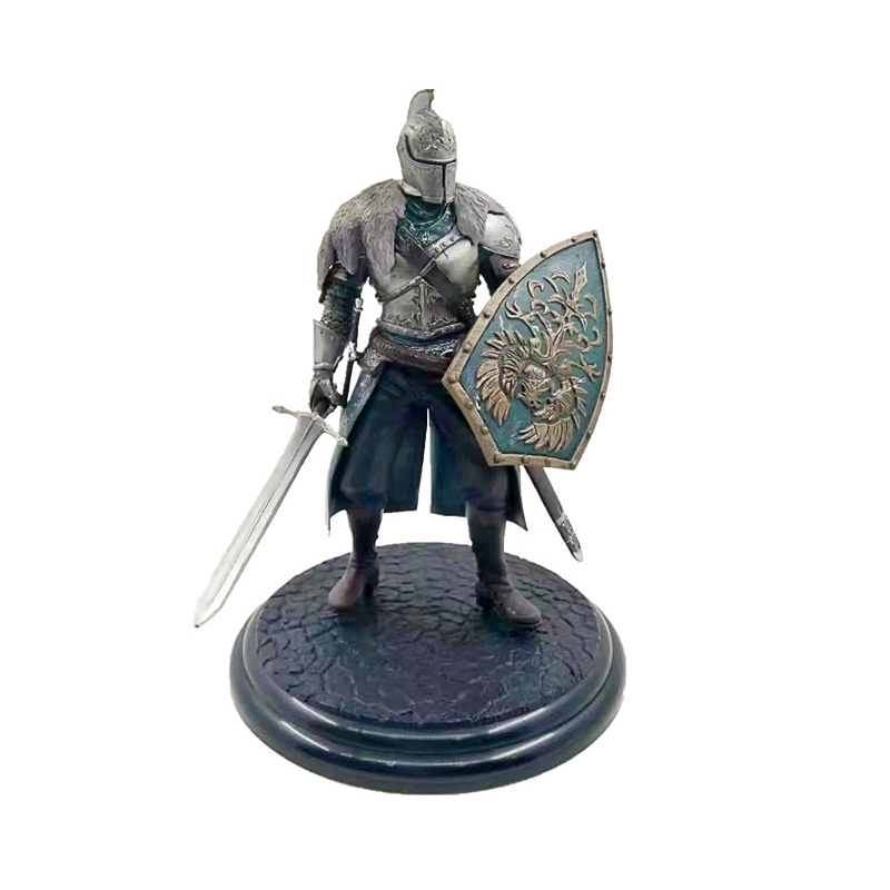Game Dark Souls Faraam Knight Artorias The Abysswalker PVC Action Figure  Collectible Model Toy 2 Styles (2)