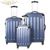 Fashionable Stripe Plastic Cheap Trolley Pure