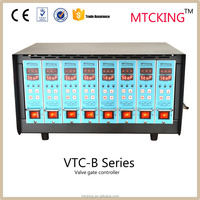 Valuve Gate Controller , Sequence timer for gas valve , hot runner time controller